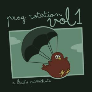 A Fish's Diving Suit - Prog Rotation Vol. 1 (a Bird's Parachute) CD (album) cover