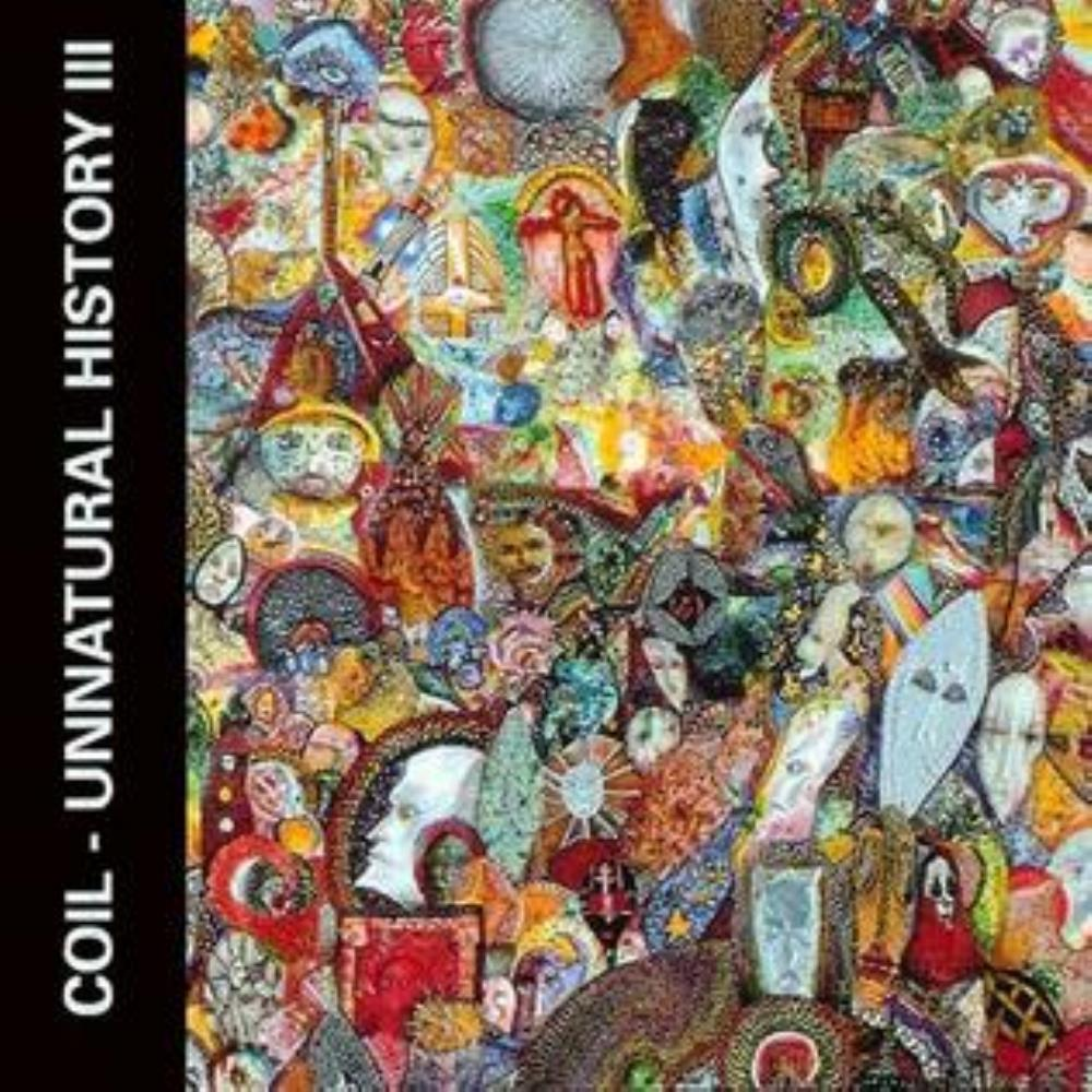 Coil - Unnatural History Iii: Joyful Participation In The Sorrows Of The World CD (album) cover