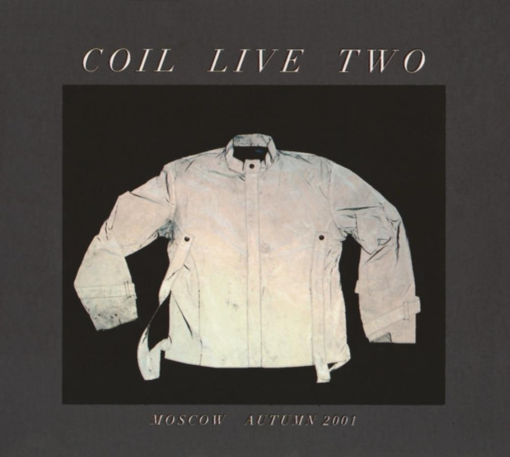 Coil - Live Two CD (album) cover