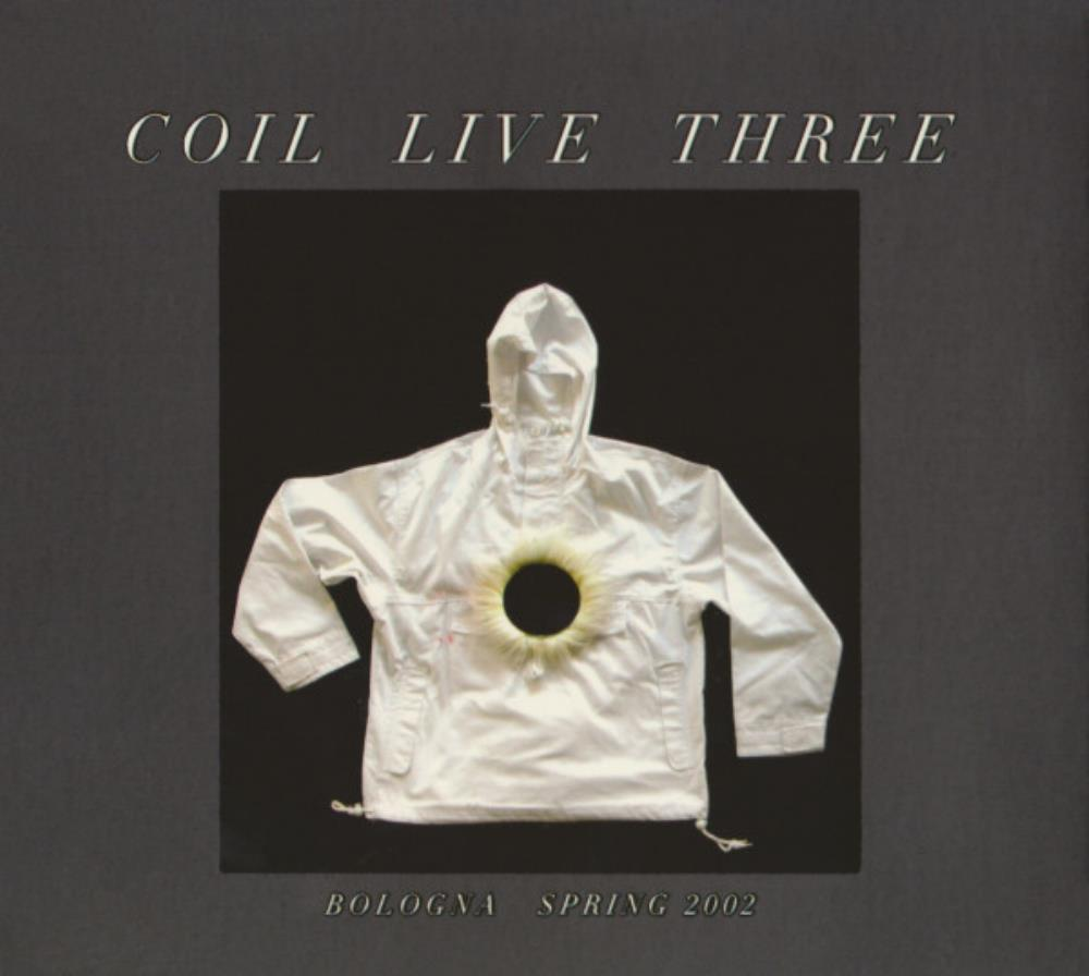 Coil - Live Three CD (album) cover
