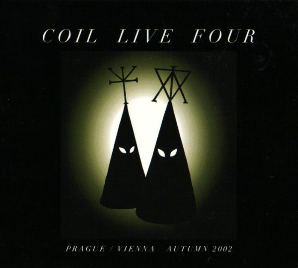 Coil - Live Four CD (album) cover