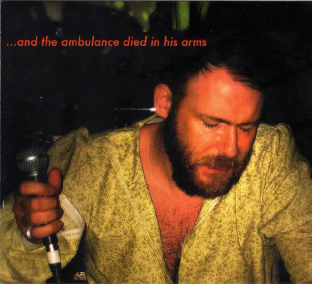 Coil - ...and The Ambulance Died In His Arms CD (album) cover