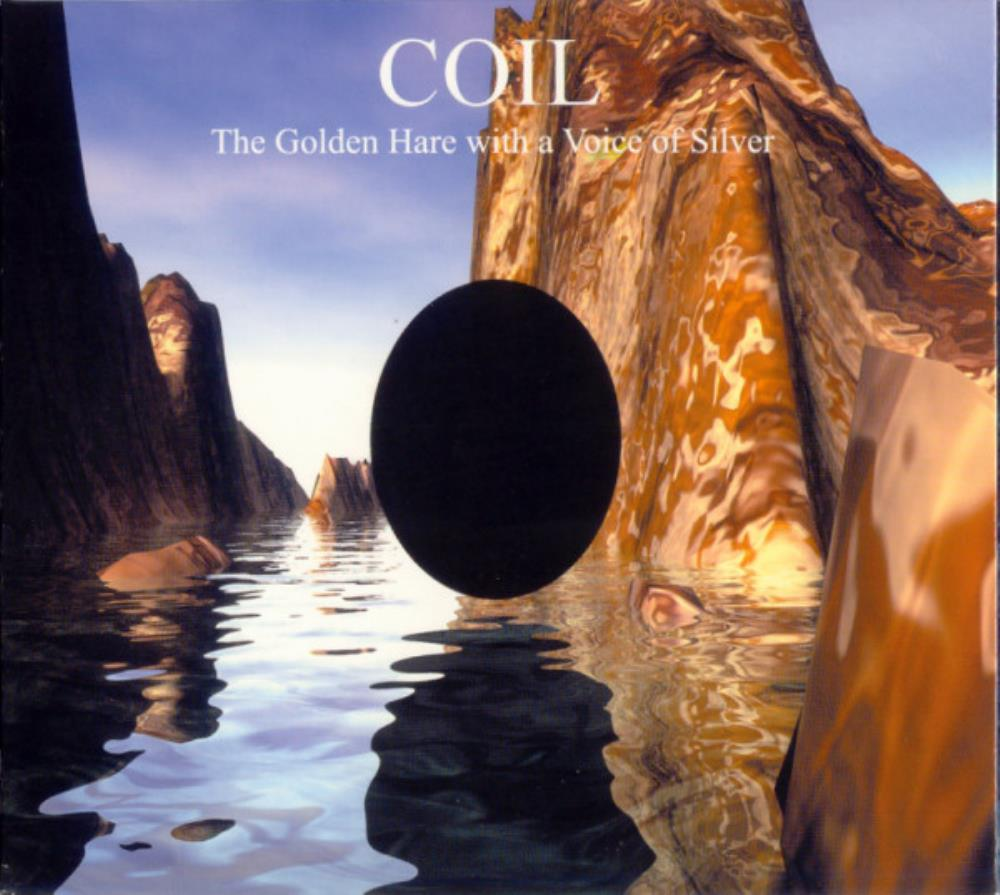 Coil - The Golden Hare With A Voice Of Silver CD (album) cover