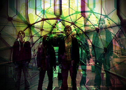 BLACK MARKET SEROTONIN image groupe band picture