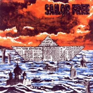 Sailor Free - Sailor Free CD (album) cover