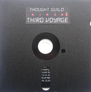 Thought Guild - Third Voyage CD (album) cover