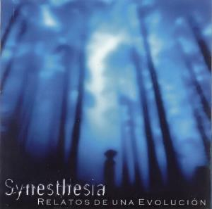 Synesthesia - Relatos De Una Evolución CD (album) cover