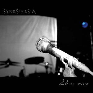 Synesthesia - 2i En Vivo CD (album) cover