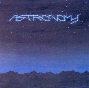 ASTRONOMY - Astronomy CD album cover