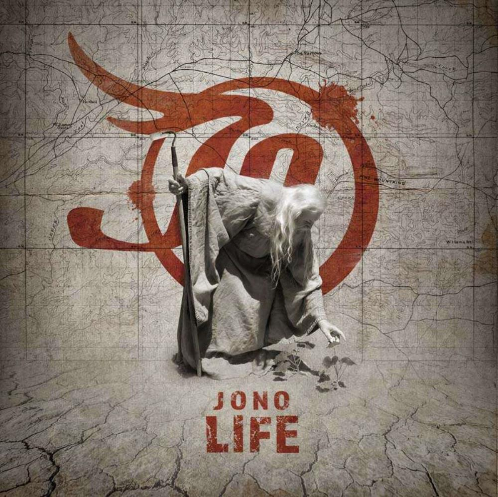 Jono - Life CD (album) cover