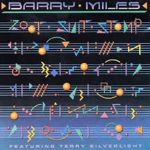Barry Miles - Zoot Suit Stomp CD (album) cover