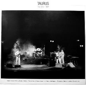 TAURUS (NETHERLANDS) - Tapes Live CD album cover