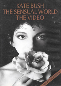 Kate Bush - The Sensual World, The Videos (VHS) DVD (album) cover