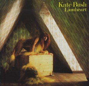 Kate Bush - Lionheart CD (album) cover