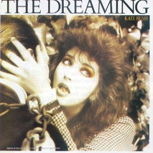 Kate Bush - The Dreaming CD (album) cover