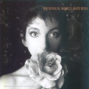 Kate Bush - The Sensual World CD (album) cover