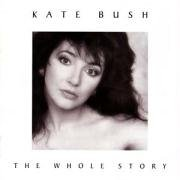 Kate Bush - The Whole Story CD (album) cover