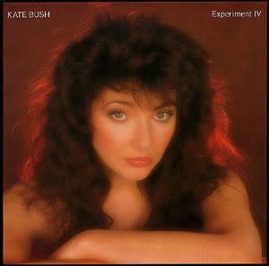 Kate Bush - Experiment Iv CD (album) cover
