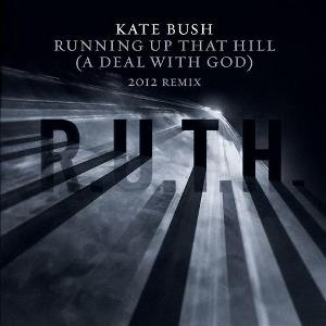 Kate Bush - Running Up That Hill (a Deal With God) (2012 Remix) CD (album) cover