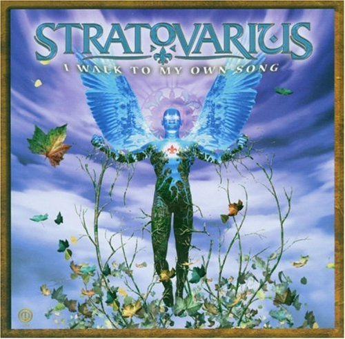 Stratovarius - I Walk To My Own Song CD (album) cover