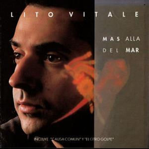 Lito Vitale - Mas Alla Del Mar CD (album) cover