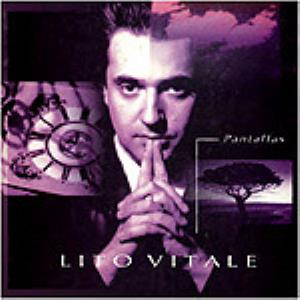 Lito Vitale - Pantallas CD (album) cover