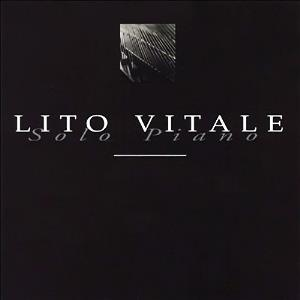 Lito Vitale - Solo Piano CD (album) cover