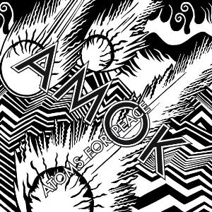 Thom Yorke - Atoms For Peace: Amok CD (album) cover