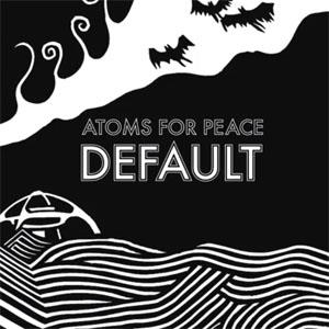 Thom Yorke - Atoms For Peace: Default CD (album) cover