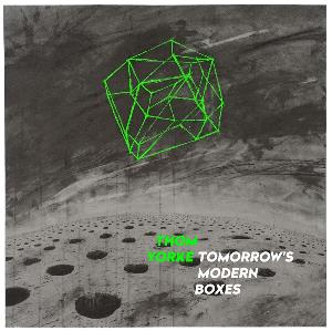 Thom Yorke - Tomorrow's Modern Boxes CD (album) cover
