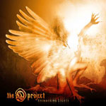 The D Project - Shimmering Lights CD (album) cover