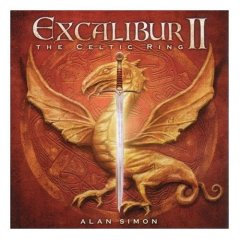 excalibur II - la légende des celtes by ALAN SIMON