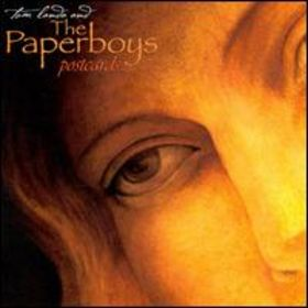 THE PAPERBOYS - Postcards CD album cover