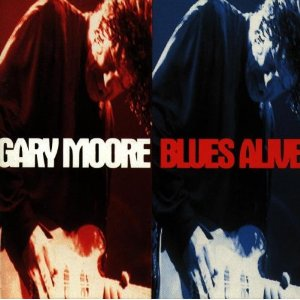 Gary Moore - Blues Alive CD (album) cover