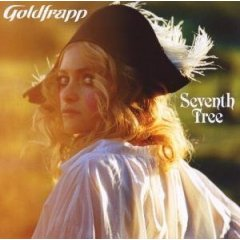 GOLDFRAPP - Seventh Tree CD album cover