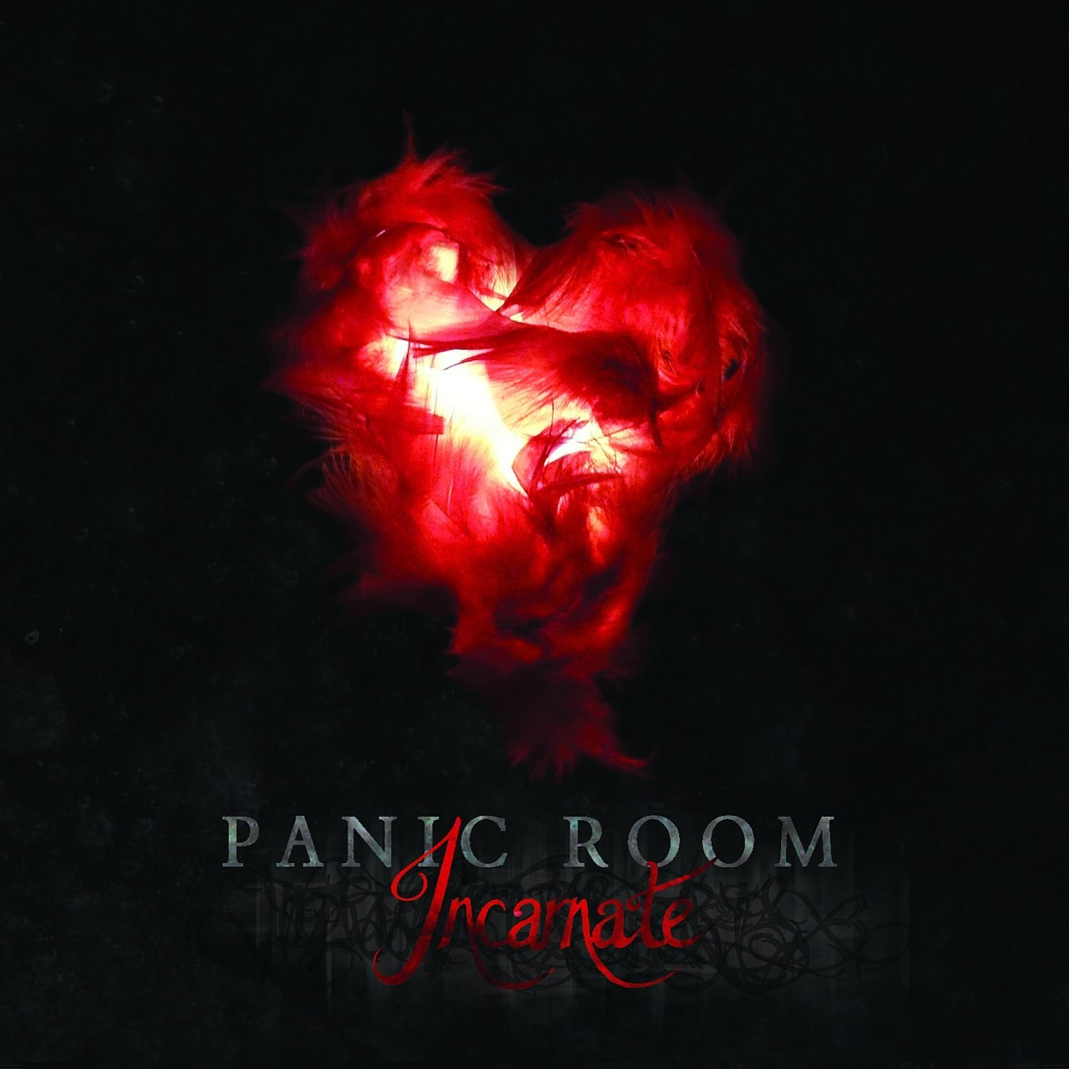 PANIC ROOM - Incarnate CD album cover