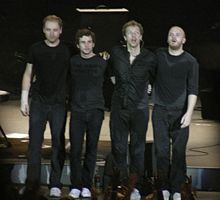 COLDPLAY image groupe band picture