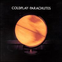 Coldplay - Parachutes CD (album) cover