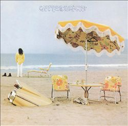 Neil Young - On The Beach CD (album) cover