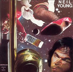 Neil Young - American Stars 'n Bars CD (album) cover
