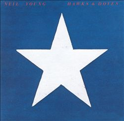 Neil Young - Hawks & Doves CD (album) cover