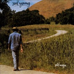 Neil Young - Old Ways CD (album) cover