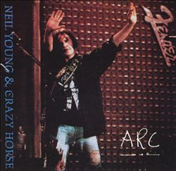 Neil Young - Arc CD (album) cover