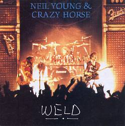 Neil Young - Weld CD (album) cover
