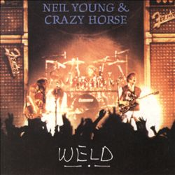 Neil Young - Arc Weld CD (album) cover