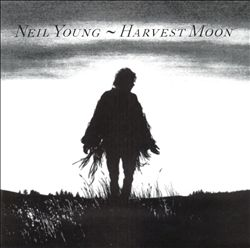 Neil Young - Harvest Moon CD (album) cover