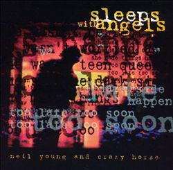 Neil Young - Sleeps With Angels CD (album) cover