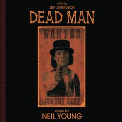 Neil Young - Dead Man CD (album) cover