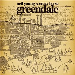 Neil Young - Greendale CD (album) cover