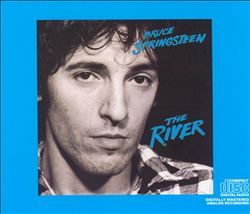 Bruce Springsteen - The River CD (album) cover